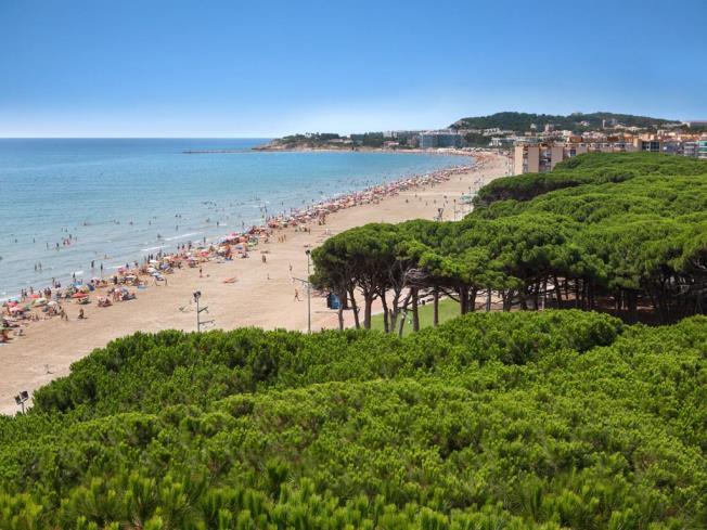 Spagna Costa Dorada PLATJA DE LA PINEDA