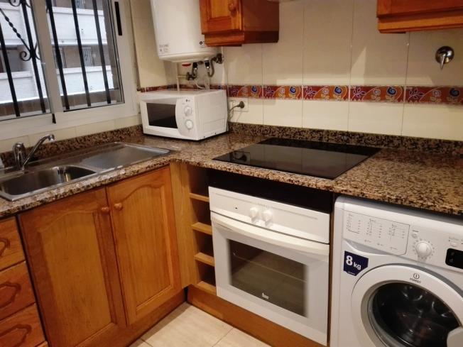 Cocina Apartamentos Acapulco Marina Dor 3000 Oropesa del mar