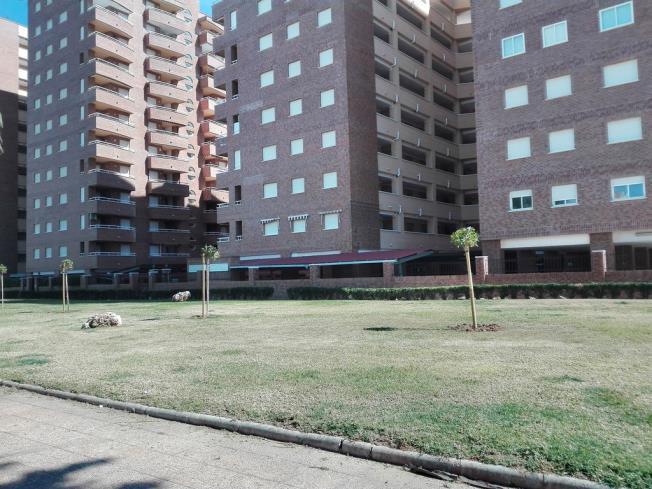 Fachada Invierno Apartamentos Acapulco Marina Dor 3000 Oropesa del mar