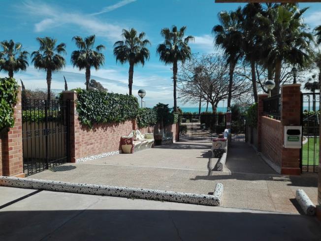 Jardín Apartamentos Acapulco Marina Dor 3000 Oropesa del mar