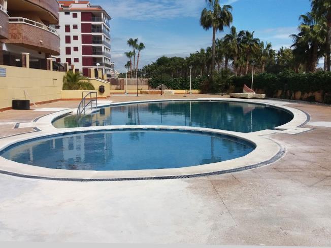 Piscina Apartamentos Acapulco Marina Dor 3000 Oropesa del mar