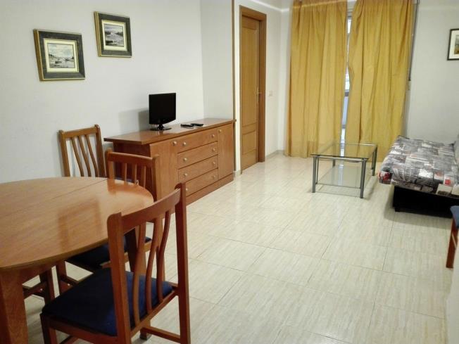 Salón comedor Apartamentos Acapulco Marina Dor 3000 Oropesa del mar
