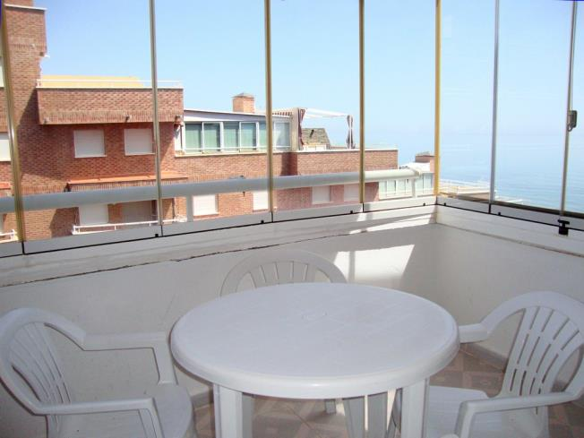 Terraza Apartamentos Acapulco Marina Dor 3000 Oropesa del mar