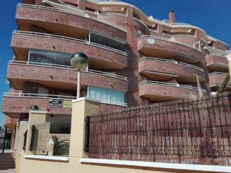 Fachada Invierno España Costa Azahar Oropesa del mar Apartamentos Acapulco Marina Dor 3000