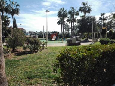 Jardín España Costa Azahar Oropesa del mar Apartamentos Acapulco Marina Dor 3000