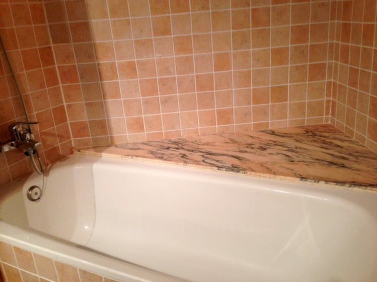 Baño Apartamentos Eurhostal 3000 Alcoceber