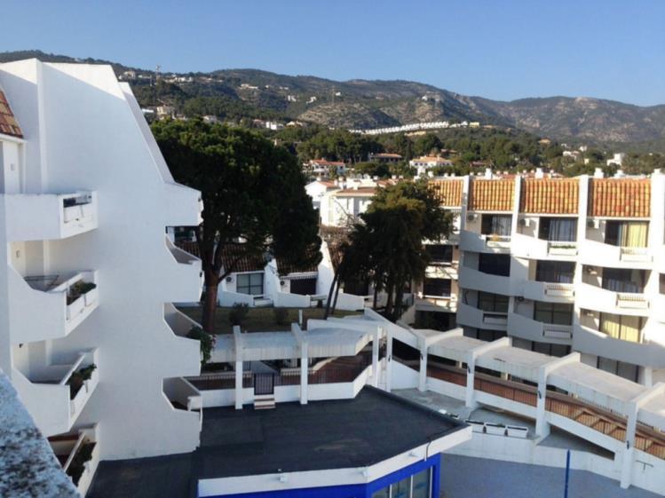 Fachada Verano Apartamentos Eurhostal 3000 Alcoceber