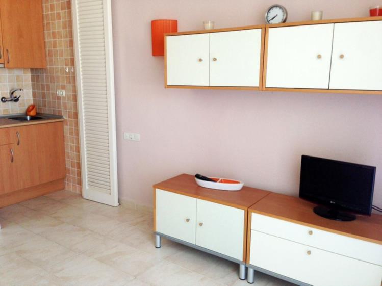 Salón Apartamentos Eurhostal 3000 Alcoceber