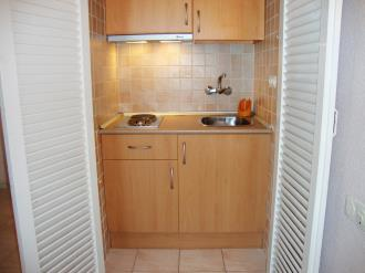 Kitchen Espagne Costa del Azahar ALCOSSEBRE Appartements Eurhostal 3000