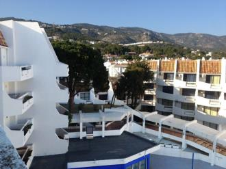 Façade Summer Espagne Costa del Azahar ALCOSSEBRE Appartements Eurhostal 3000