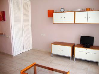 Salón comedor España Costa Azahar Alcoceber Apartamentos Eurhostal 3000