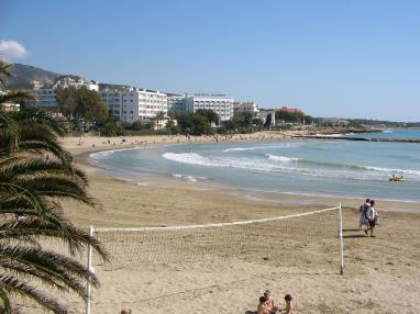 Exterior España Costa Azahar Alcoceber Apartamentos Eurhostal 3000