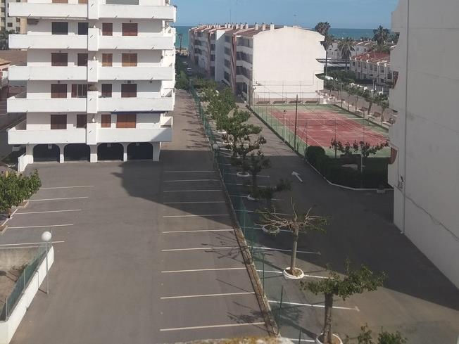Garaje Apartamentos Playa Norte Peñíscola 3000 Peñiscola