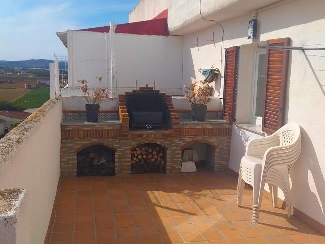 Terraza Apartamentos Playa Norte Peñíscola 3000 Peñiscola