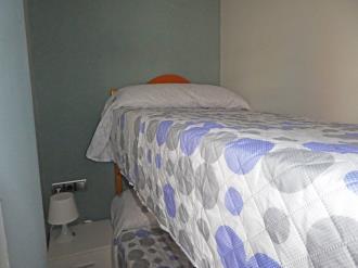 chambre Espagne Costa del Azahar PENISCOLA Appartements Playa Norte Peñíscola 3000
