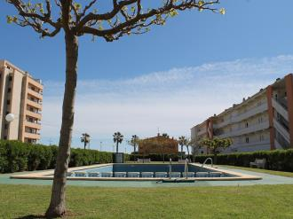 Piscina España Costa Azahar Peñiscola Apartamentos Playa Norte Peñíscola 3000