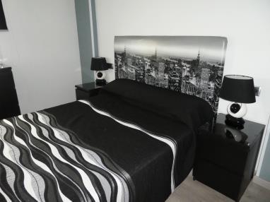 Dormitorio España Costa Azahar Peñiscola Apartamentos Playa Norte Peñíscola 3000