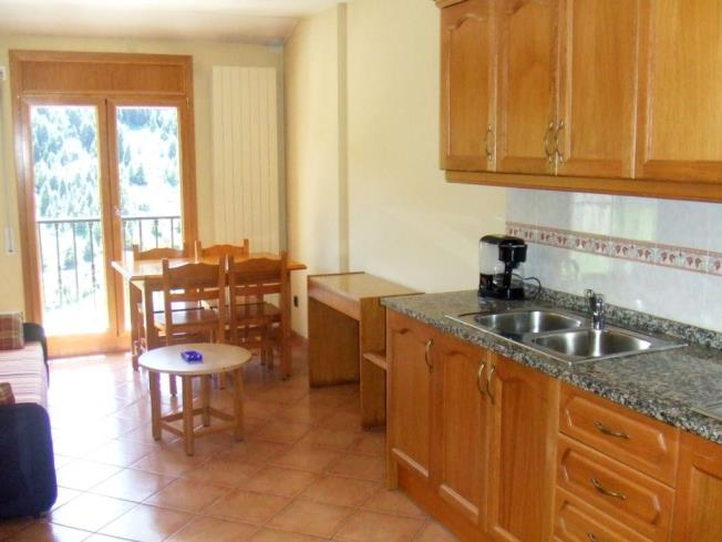 Kitchen Appartements Glac Soldeu 3000 SOLDEU