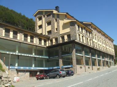 Fachada Verano Andorra Estación Grandvalira Soldeu Apartamentos Glaç Soldeu 3000