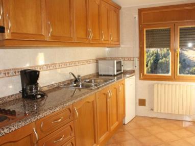 Cocina Andorra Estación Grandvalira Soldeu Apartamentos Glaç Soldeu 3000