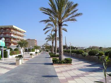Spain Valencia Coast CANET D'EN BERENGUER
