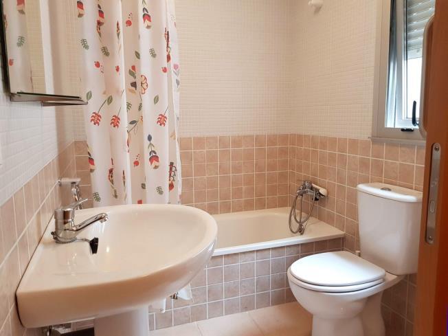 Baño Apartamentos Pobra do Caramiñal 3000 Pobra do Caramiñal, a