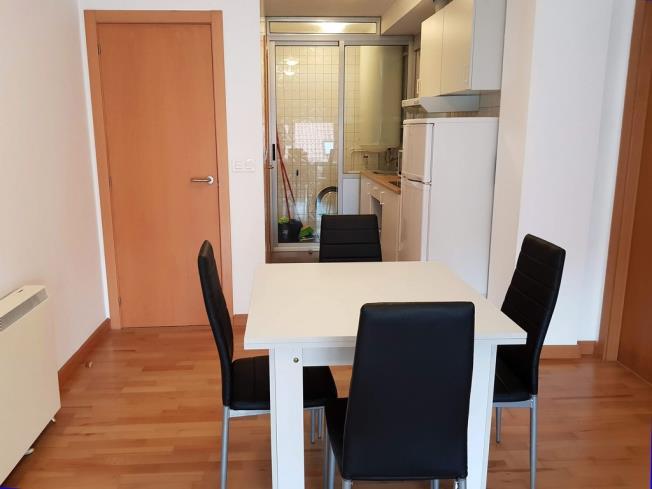 Salón comedor Apartamentos Pobra do Caramiñal 3000 Pobra do Caramiñal, a