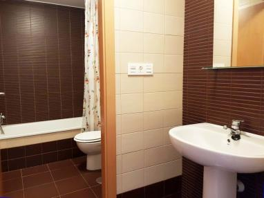 Baño España Galicia - Rías Bajas Pobra do Caramiñal, a Apartamentos Pobra do Caramiñal 3000