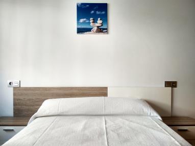 Dormitorio Apartamentos Pobra do Caramiñal 3000 Pobra do Caramiñal, a