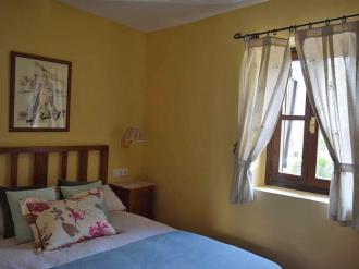 Dormitorio España Pirineo Aragonés Escarrilla Hotel Casa Marieta Deluxe 3000