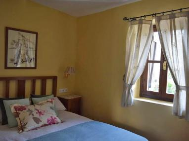 Dormitorio Hotel Casa Marieta Deluxe 3000 Escarrilla