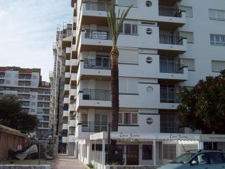 Façade Winte Espagne Costa del Azahar PENISCOLA Appartements Beach Peñíscola 3000