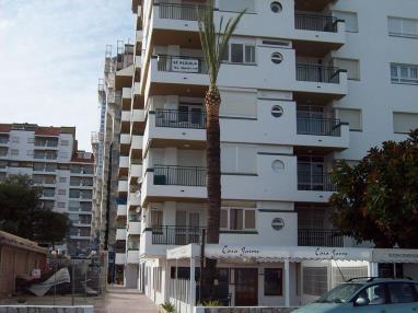Fachada Invierno España Costa Azahar Peñiscola Apartamentos Beach Peñíscola 3000