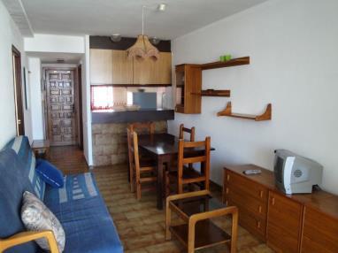 Salón comedor España Costa Azahar Peñiscola Apartamentos Beach Peñíscola 3000