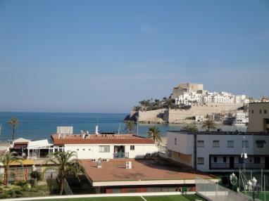 Vistas España Costa Azahar Peñiscola Apartamentos Beach Peñíscola 3000