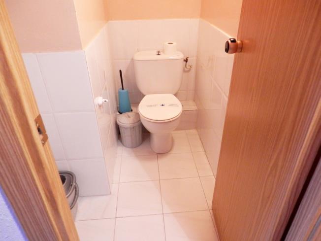 Baño Apartamentos Paradis Blanc 3000 Pas de la Casa