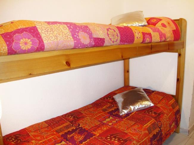 Dormitorio Apartamentos Paradis Blanc 3000 Pas de la Casa