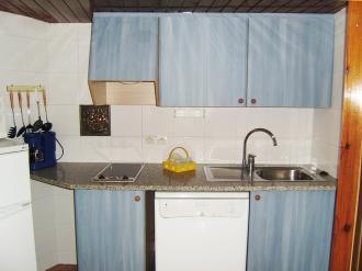 Kitchen Andorre Grandvalira PAS DE LA CASA Appartements Paradis Blanc 3000