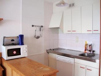 Cocina Andorra Estación Grandvalira Pas de la Casa Apartamentos Paradis Blanc 3000