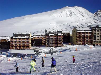 Vistas Andorra Estación Grandvalira Pas de la Casa Apartamentos Paradis Blanc 3000