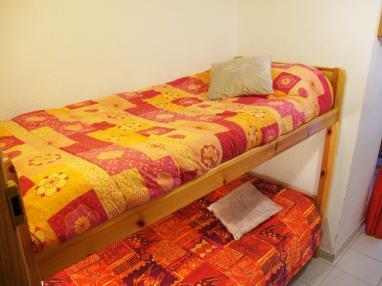 Dormitorio Andorra Estación Grandvalira Pas de la Casa Apartamentos Paradis Blanc 3000