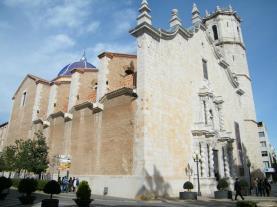 Iglesia San Bartolomé Benicarlo Costa Azahar España