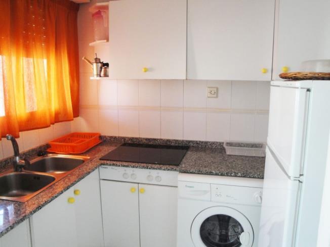 Cocina Apartamentos Concha Playa 3000 Oropesa del mar