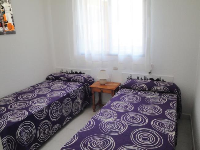 Dormitorio Apartamentos Concha Playa 3000 Oropesa del mar
