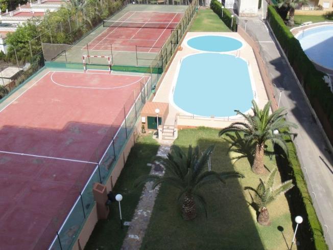 Piscina Apartamentos Concha Playa 3000 Oropesa del mar