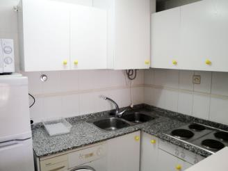 Kitchen Espagne Costa del Azahar OROPESA DEL MAR Appartements Concha Playa 3000