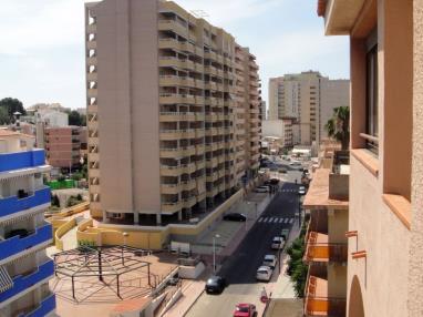 Fachada Invierno España Costa Azahar Oropesa del mar Apartamentos Concha Playa 3000