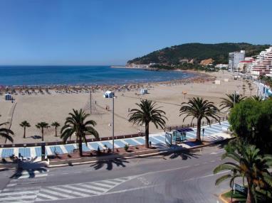 Otros España Costa Azahar Oropesa del mar Apartamentos Concha Playa 3000