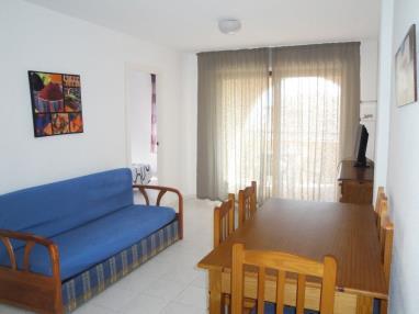 Salón comedor España Costa Azahar Oropesa del mar Apartamentos Concha Playa 3000