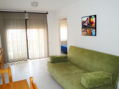 Salón España Costa Azahar Oropesa del mar Apartamentos Concha Playa 3000